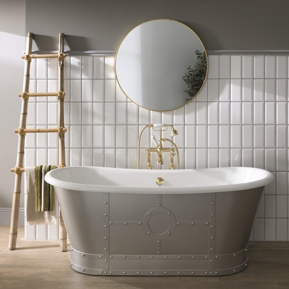 BC Designs The Industrial Boat Bath BAS060