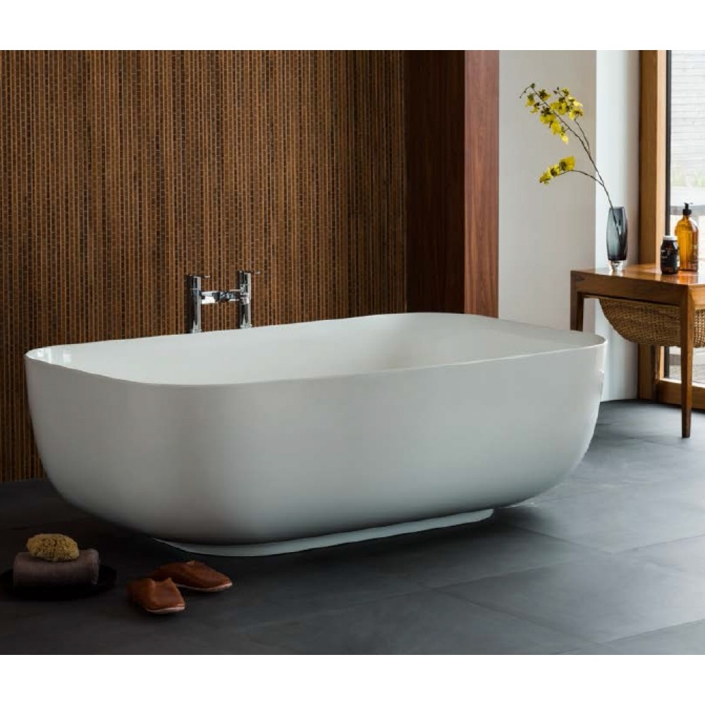 Clearwater Duo Freestanding bath