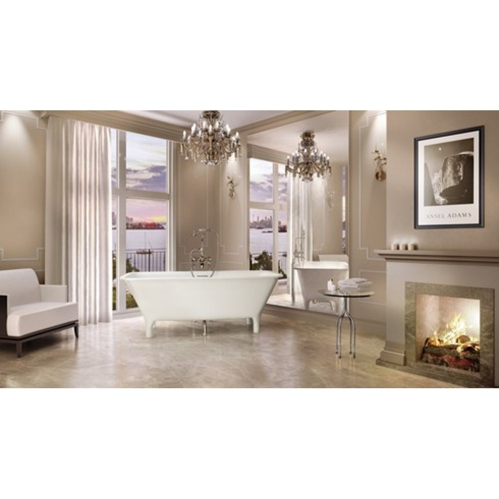 Clearwater Lonio Freestanding Bath