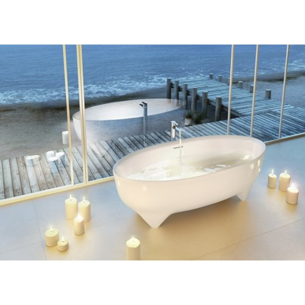 Clearwater Vigore Freestanding Bath