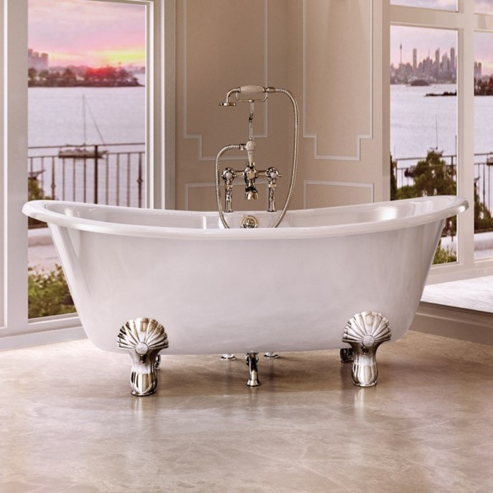 Clearwater Battello Freestanding Bath