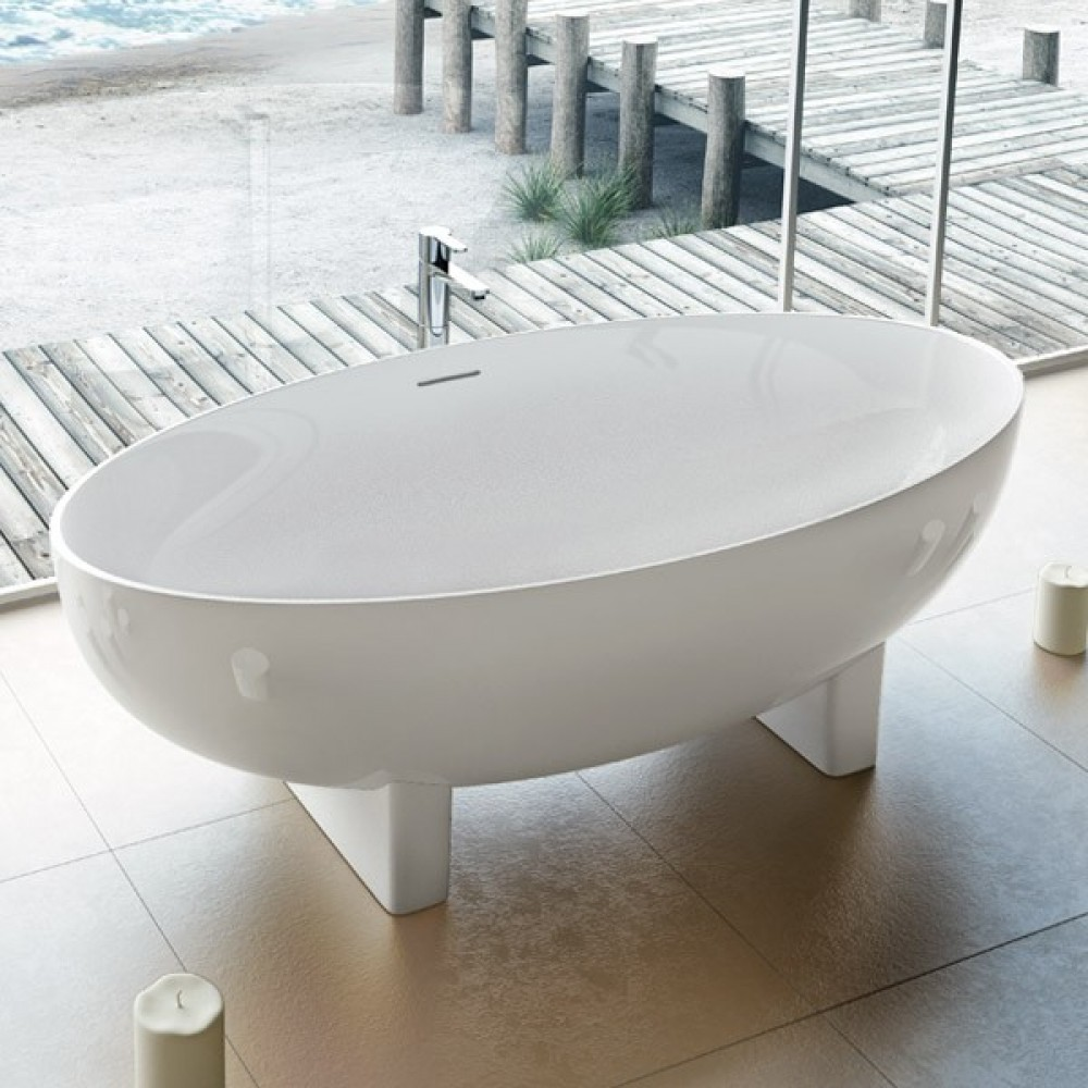 Clearwater Lacrima Freestanding Bath