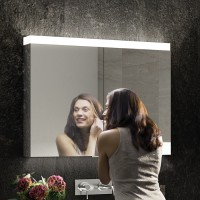 Illuminated Mirror Cabinets