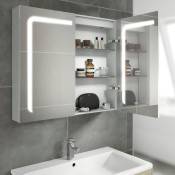 Shaving Socket Mirror Cabinets
