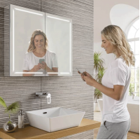 Bluetooth Mirror Cabinets