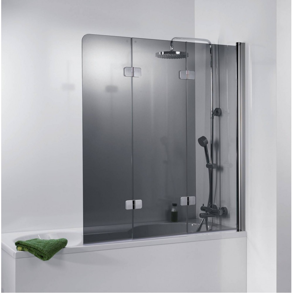 HSK Premium Softcube Bath Screen 3 Pivot