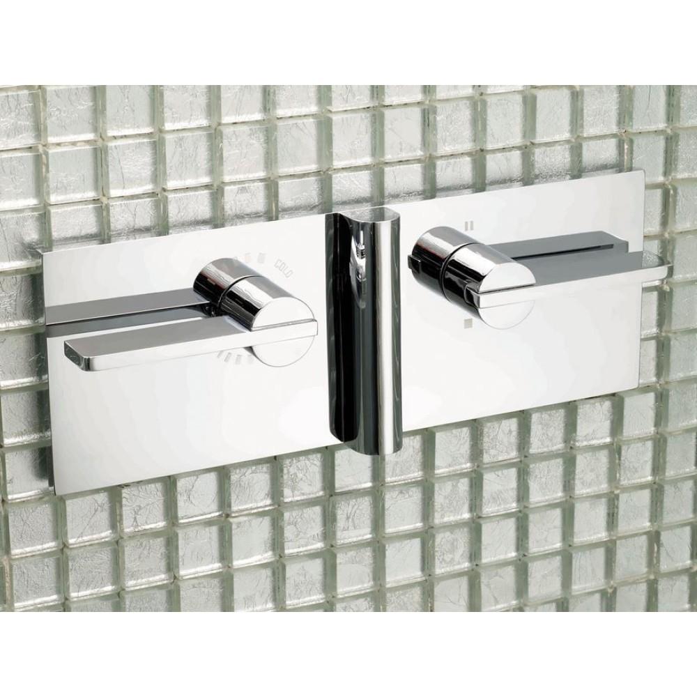 Matki Elixir Blade Concealed Single/Dual Outlet Shower Mixer & Integral Diverter EX20