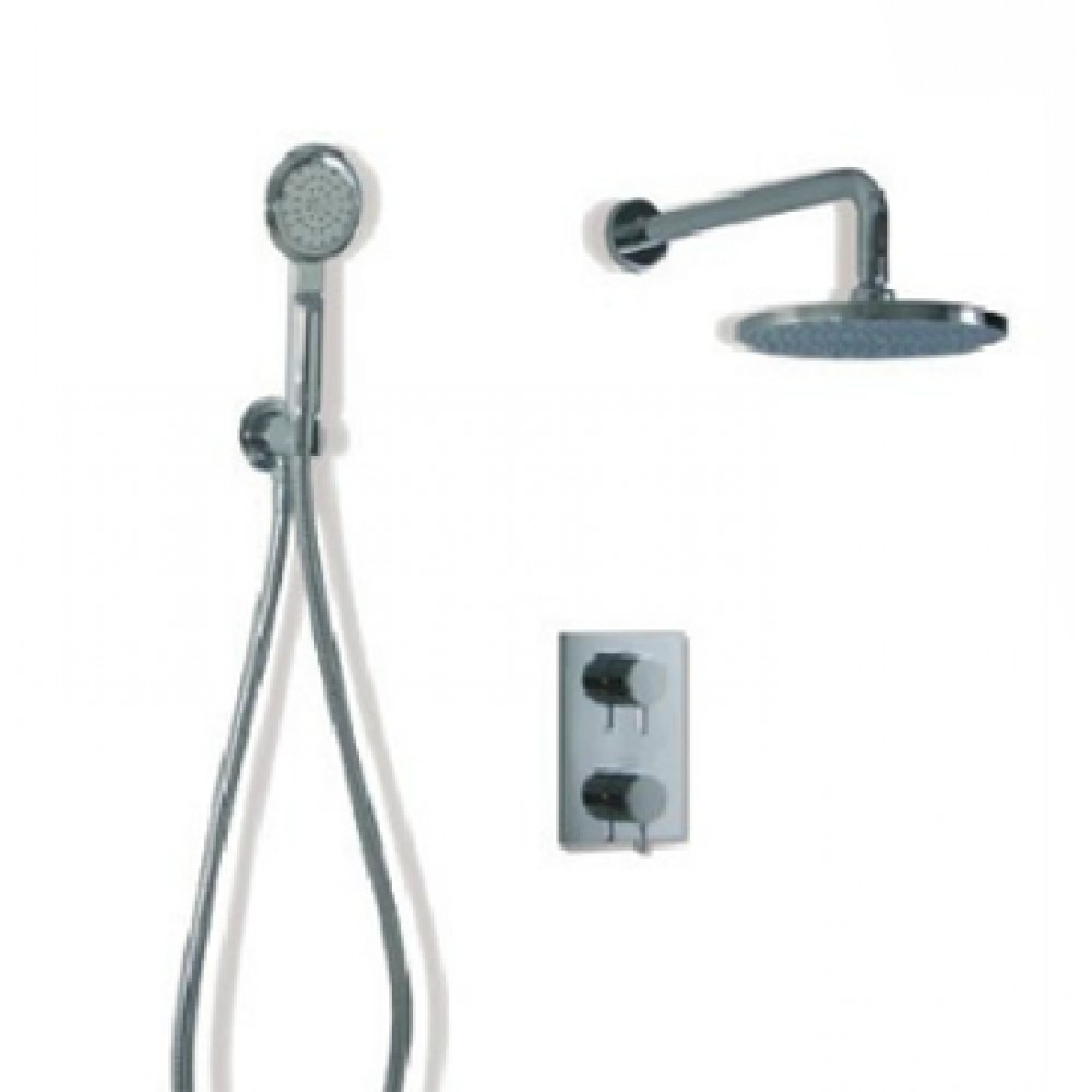 Matki Elixir Classic Concealed with Deluge and Hand Shower EX806/O