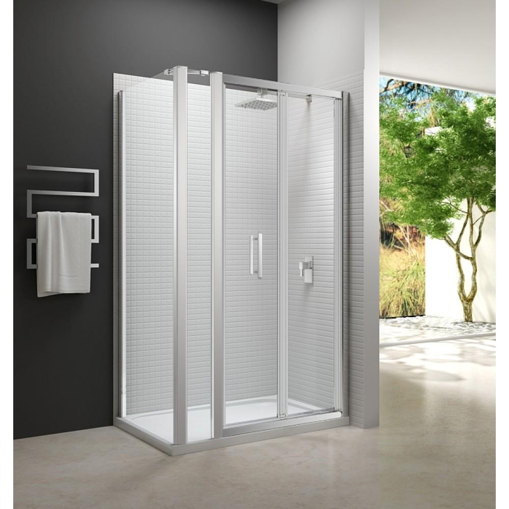 Merlyn Series 6 Bifold Door With Inline Panel