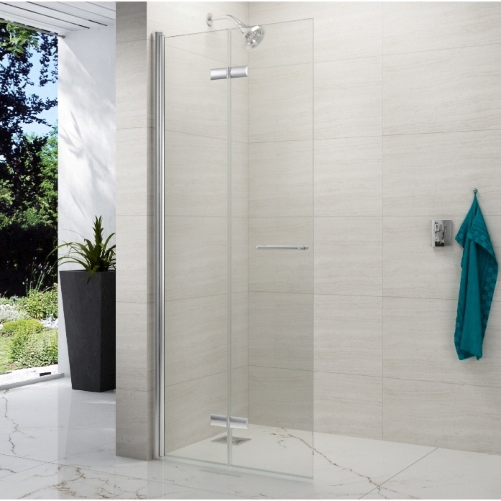 Merlyn Series 8 Folding Showerwall