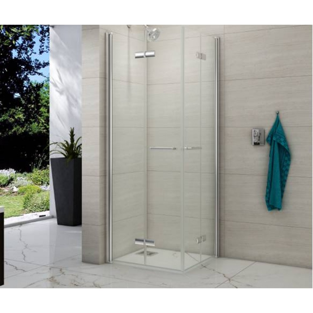 Merlyn Series 8 Folding Double Showerwall