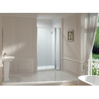 Merlyn Series 8 Sliding Door With Inline Panel