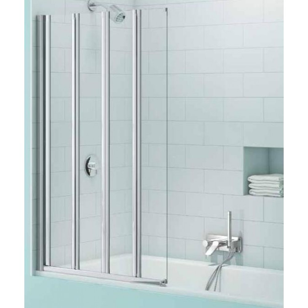 Merlyn SecureSeal 4 Fold Bath Screen