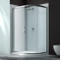 Merlyn Series 6 One Door Offset Quadrant