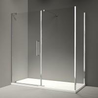 Merlyn Series 10 Pivot Door And Inline Panel