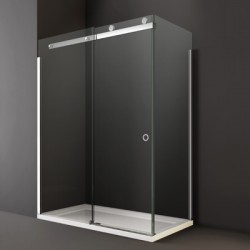 Merlyn Series 10 Sliding Door (with side panel)