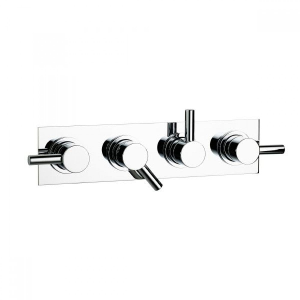 Swadling Absolute Triple Controlled Thermostatic Shower Mixer - 6300