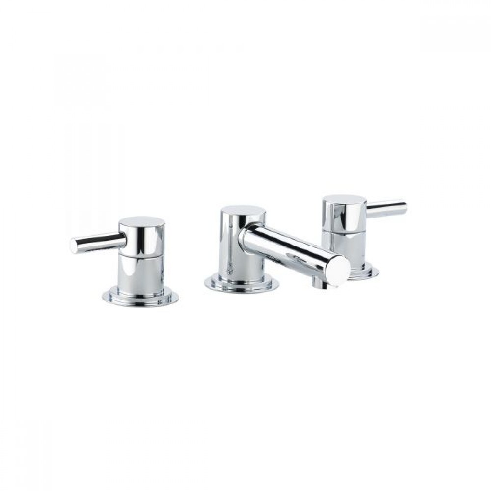 Swadling Absolute Deck Mounted Basin Mixer - 6600 - 6680