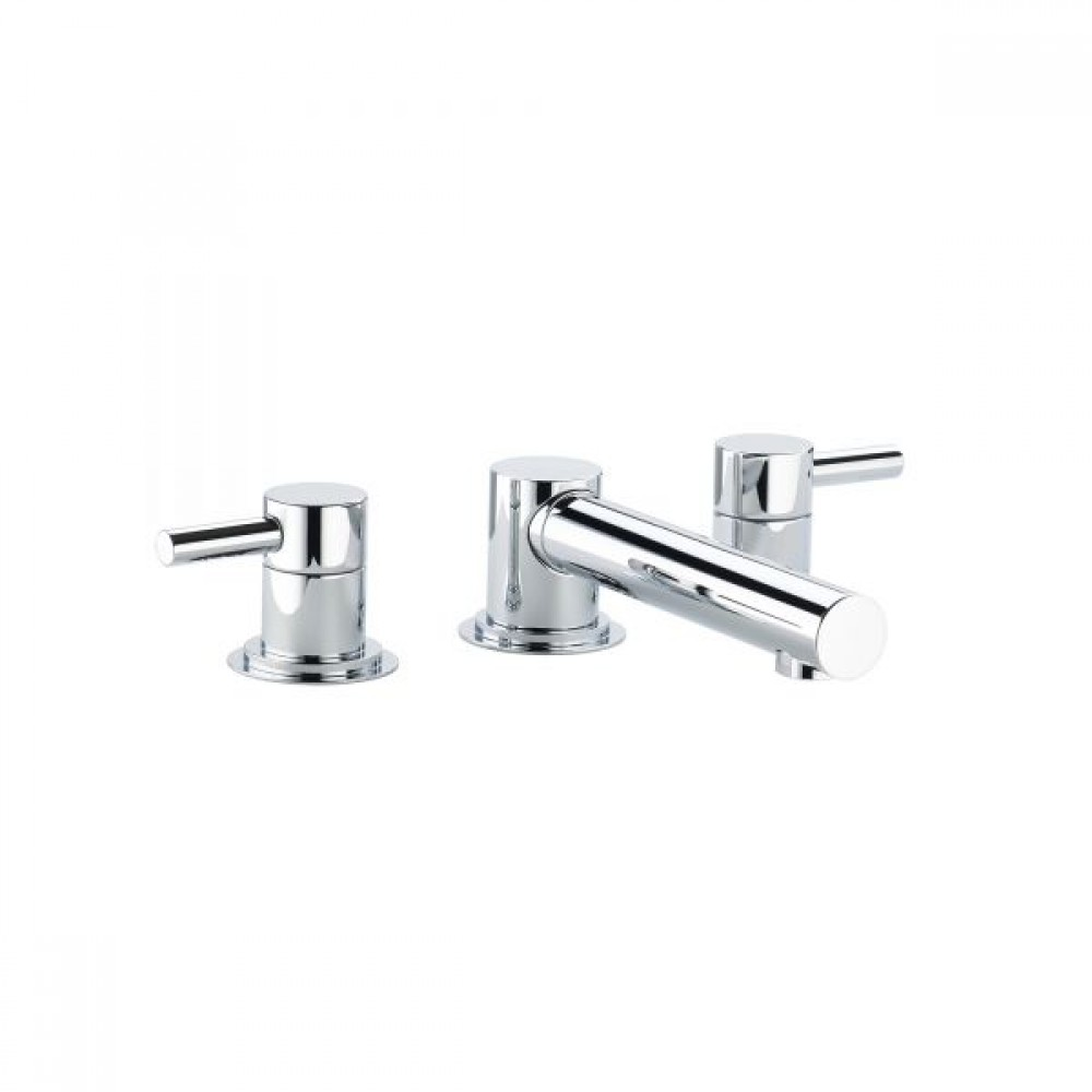 Swadling Absolute Deck Mounted Bath Mixer - 6760 - 6770