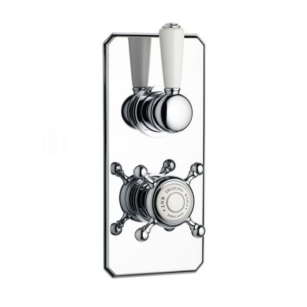 Swadling Invincible Single Controlled Thermostatic Shower Mixer -7100 - 7109