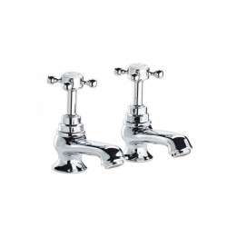 Swadling Invincible Pair of Basin Taps - 7940 - 7959