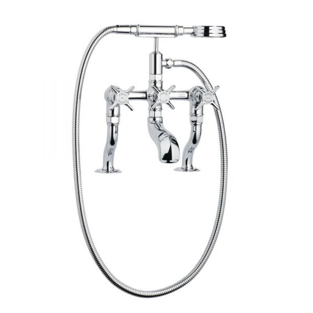 Swadling Illustrious Deck Mounted Manual Bath/Shower Mixer - 9830 - 9839