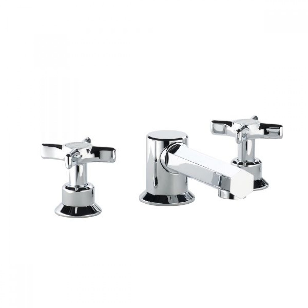 Swadling Illustrious Deck Mounted Bath Mixer - 9760 - 9779