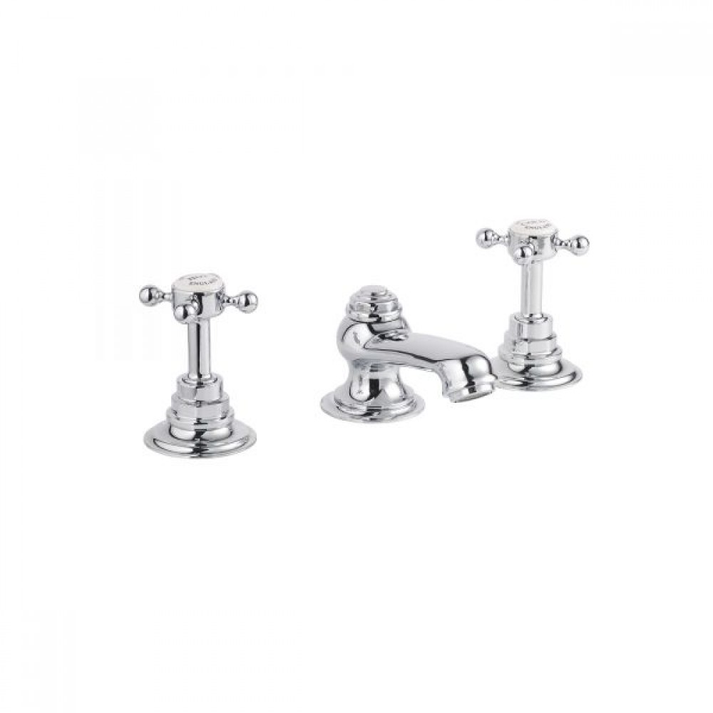 Swadling Invincible Deck Mounted Basin Mixer - 7720 - 7749