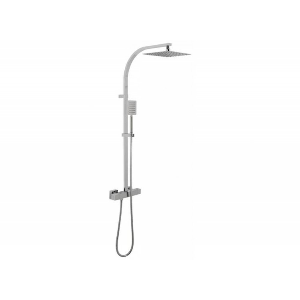 VADO Shower Pack AQB-149RRK-SQ-CP